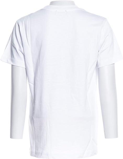 Diesel - Camiseta Niño Manga Corta Blanca TDiego: Amazon.es: Ropa y accesorios