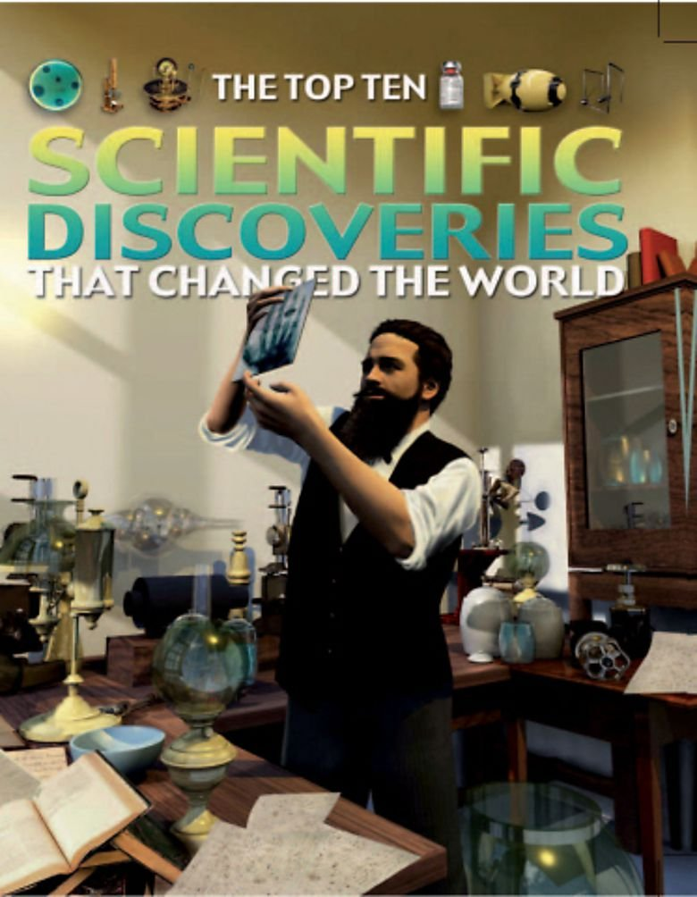 Download Top Ten Scientific Discoveries That Changed the World PDF