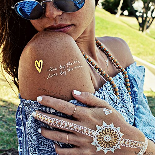 Flash Tattoos Wanderlust Authentic Temporary product image