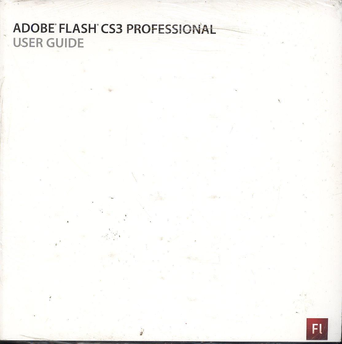adobe flash cs3 professional user guide adobe amazon com books rh amazon com adobe flash professional guide Adobe Flash Professional CC