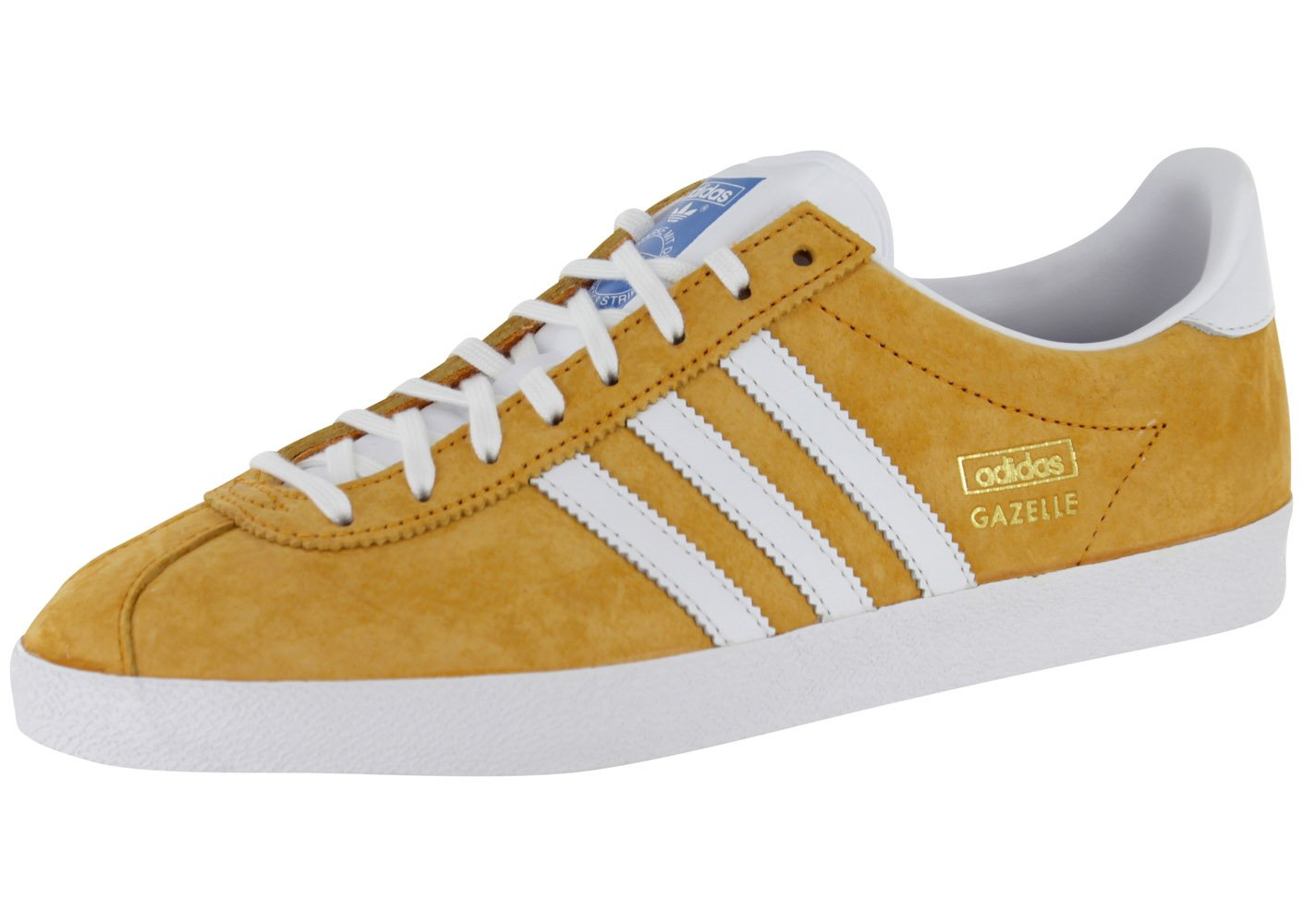 gazelle adidas moutarde
