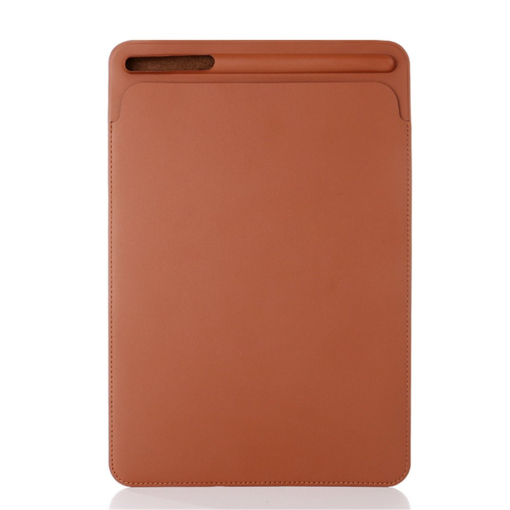 PINHEN New iPad 9.7 inch 2018/2017 Case with Pencil Holder, iPad 9.7 Pu Leather Protective Sleeve Case Cover for Apple New iPad 9.7'' 2018/2017 Model (Blue)