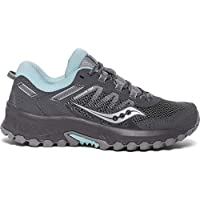 Saucony Excursion TR 13 Charcoal/Blue, Zapatillas de Atletismo
