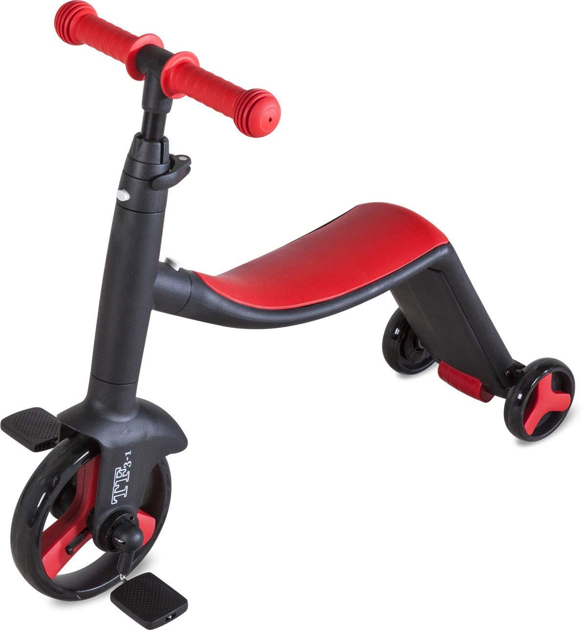 Runplayer 子供用三輪車 : B07R288CZ9、多機能三輪車、高さ調整可能、子供用ギフトに最適 ( Runplayer Color : Red ) B07R288CZ9, ブーツとスニーカー Face to Face:728c2e73 --- spb.windocs.ru