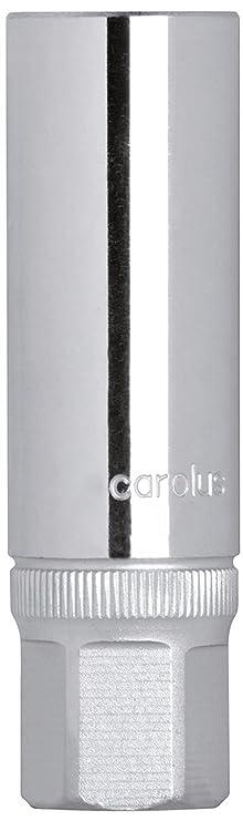 Carolus 6080.14 Vaso para bujias con imán 3/8