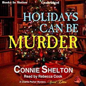 Holidays Can Be Murder Audiobook