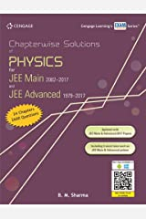 Chapterwise Solutions of Physics for JEE Main 2002-2017 and JEE Advanced 1979-2017 Paperback