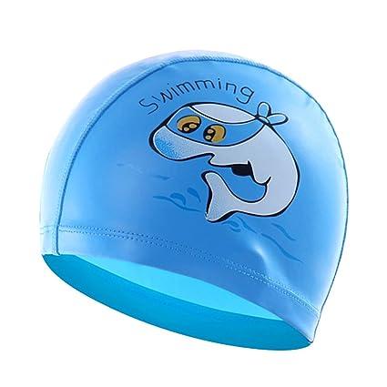 Cuffia da Nuoto per Bambini 12162ed52daf