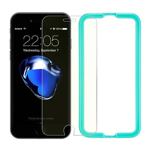 9 opinioni per iPhone 7 Pellicola Protettiva Anti Blue, ESR Premio di Protezione Pellicola