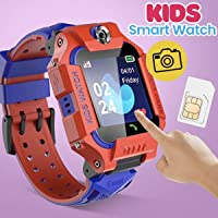 Nabi Z7 Kids Smart Watch Phone, Children Video Phone Watch Smart Watch GPS Tracker Watch Wrist Mobile Double Camera Cell…