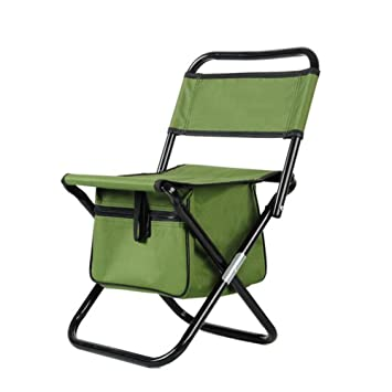 Taburete Plegable Camping Al Aire Libre Multifuncional ...