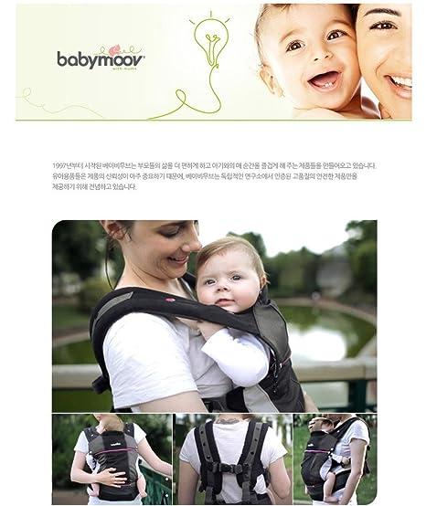 Babymoov Black baby carrier France 3 positions slings Backpacks  Amazon.fr   Sports et Loisirs 2fe18176d70