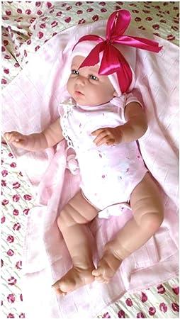 Amazon.es: Bebés reborns Silicona muñecas de colección Reales exclusivas bebés reborns Fabricantes españoles Hechas en España babyborn Newborns muñecos hiperrealistas muñecas realistas .bebé Reborn Modelo Nora: Juguetes y juegos
