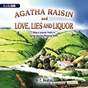 Agatha Raisin and Love, Lies, and Liquor: An Agatha Raisin Mystery, Book 17 | M. C. Beaton