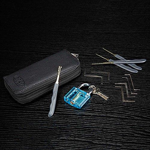 lock pick tool set - 7