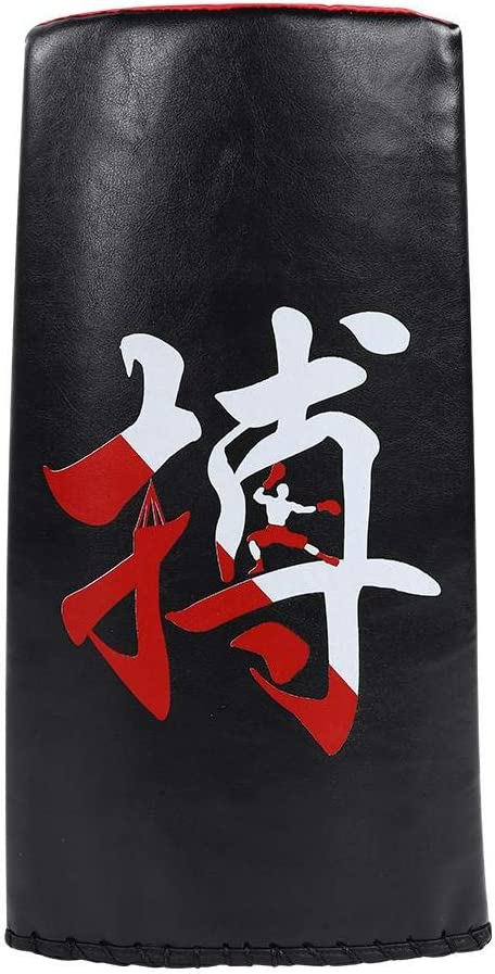 Bnineteenteam Kick Pad Taekwondo Nero Piccolo Pad Curvo Che calcia Lo Scudo Bersaglio per Le Arti Marziali del Taekwondo Karate Sanda