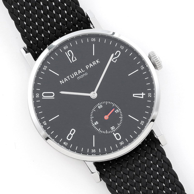 Wasserdichte Herren & Frau Kleid Uhren mit Schwarz Zifferblatt Schwarz Nylon Armbanduhr Band Arabisch Display