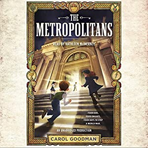 The Metropolitans Audiobook