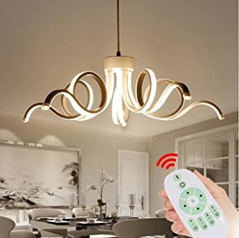 Led Modern Chandelier Lighting Nouveauté Lustre Lampe pour Chambre ...