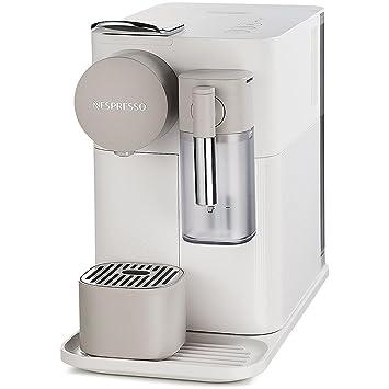 W máquina para café espresso Capsule - Capacidad 1 Litro Potencia 1400 W) Color Blanco: Amazon.es: Hogar