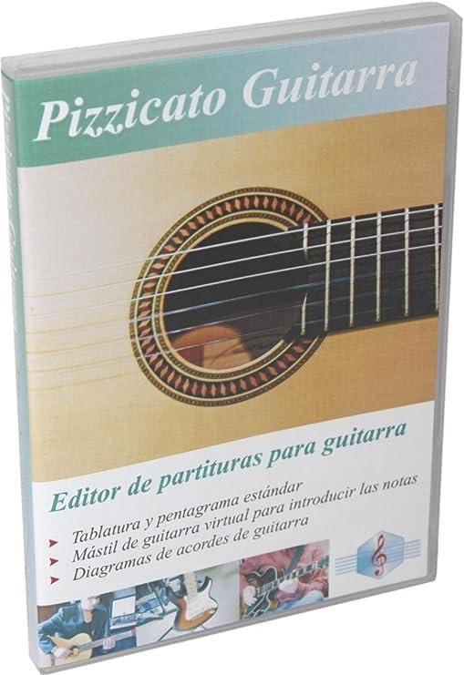 Pizzicato Guitarra para Windows y Mac (versión en español): Amazon ...