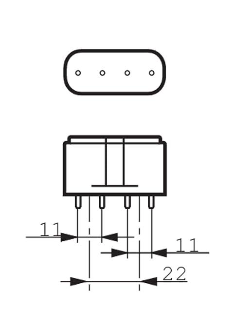 Philips master pl-l - Lámpara master pl-l. 36w/865/4p 2g11
