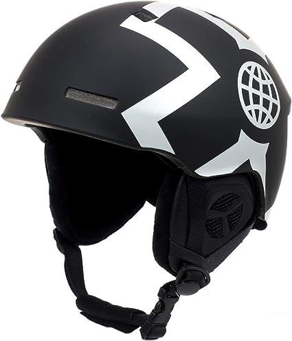 casque skate noir x game