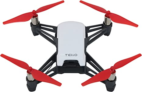 RC GearPro 2/Paires Tello Drone h/élices Faible Bruit et /à d/égagement Rapide color/é Props Lames