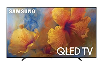 Amazon Com Samsung Electronics Qn65q9 65 Inch 4k Ultra Hd Smart