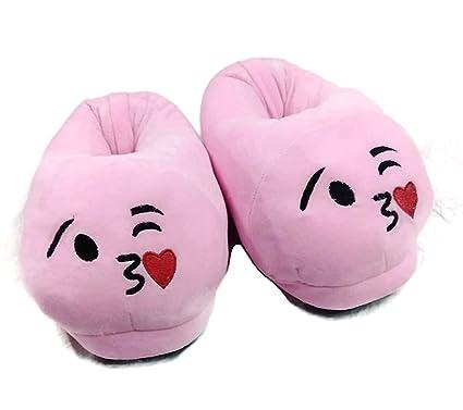 Warm Shoes Emoji Bedroom Slipper Free