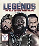 WWE - Legends of Mid-South Wrestling [Blu-ray]