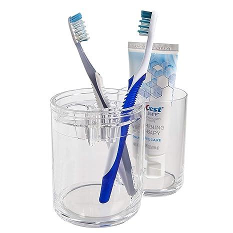 Amazon.com: STORI - Soporte para cepillo de dientes y pasta ...