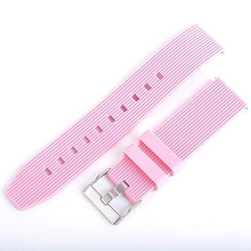 Ayete Correa de Reloj Compatible con Smartwatch, Correa de ...