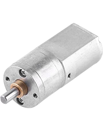5//10//20//25//30//40//50//100 5RPM 150RPM moteur /à engrenages /à vitesse de rotation 6V mini 6mm arbre /à grande vitesse r/éducteur /à vis sans fin motor/éducteur pour hotte de cuisini/ère