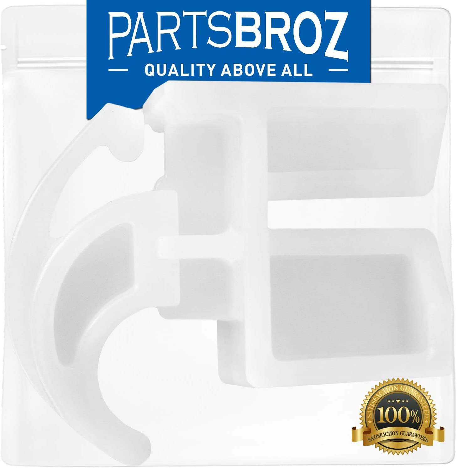 3051163 Rear Drawer Glide for Frigidaire Ovens by PartsBroz - Replaces Part Numbers AP2121518, 08067822, 3012699, 496, AH434227, EA434227, PS434227
