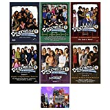 Degrassi: The Next Generation: TV Series Complete Seasons 1-6 DVD Collection with Bonus Art Card