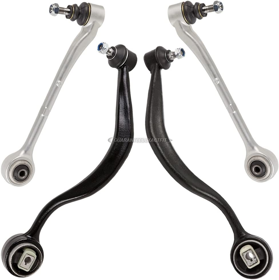 For BMW 740i 740iL 750iL Pair Front Traction Strut Kit