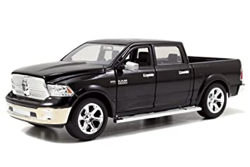 jada 2014 dodge ram 1500 pickup truck 124 scale diecast model car black - Dodge Ram 1500 2014