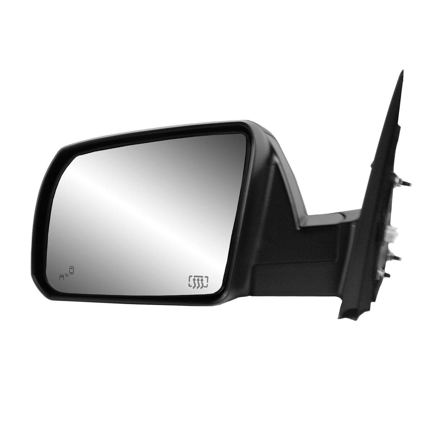 Fit System 70228T Toyota OEM Style Replacement Mirror