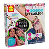 ALEX Toys - Do-it-Yourself Wear! I Heart Charm Bracelets Craft Kit, 736L