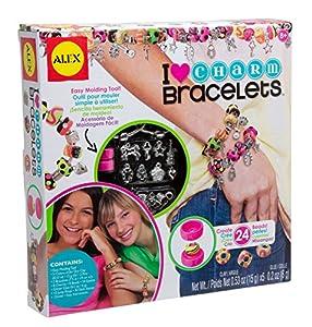 Amazon.com: ALEX Toys DIY Wear I Heart Charm Bracelets