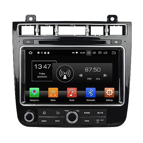 Android 9.0 Octa Core AutoRadio DVD GPS navegación ...