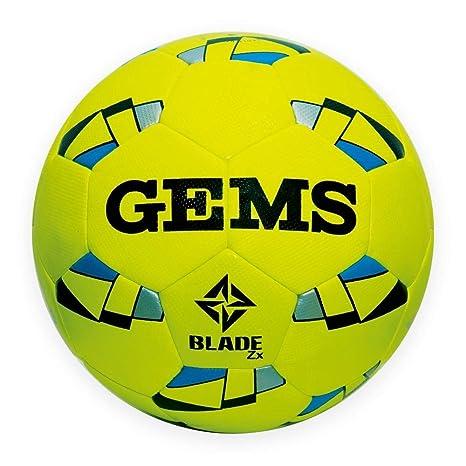 GEMS balón Futsal Blade ZX, Amarillo, 4: Amazon.es: Deportes y ...