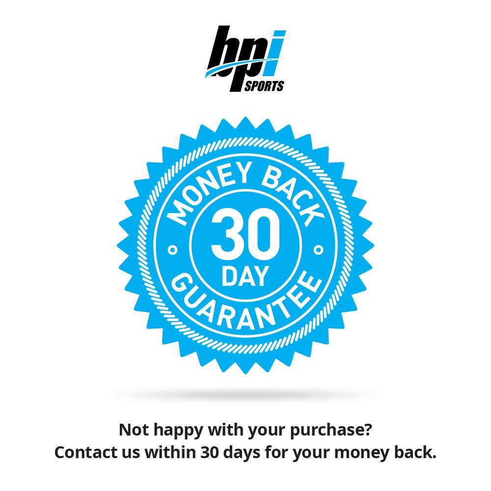 BPI Sports ISO HD 100% Protein Isolate & Hydrolysate, Chocolate Brownie, 5.4 Pound by BPI Sports (Image #7)