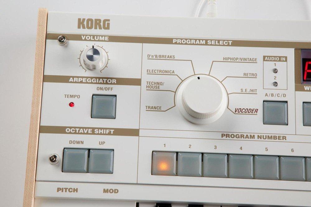 Key Tabletop Synthesizer Korg MICROKORGS