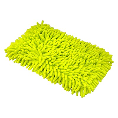 Chemical Guys MIC405 Microfiber Premium Scratch-Free Wash Pad (Chenille): Automotive