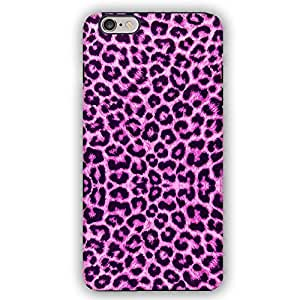 Hot Pink Cheetah Pattern Animal Print iPhone 6 Armor Phone Case