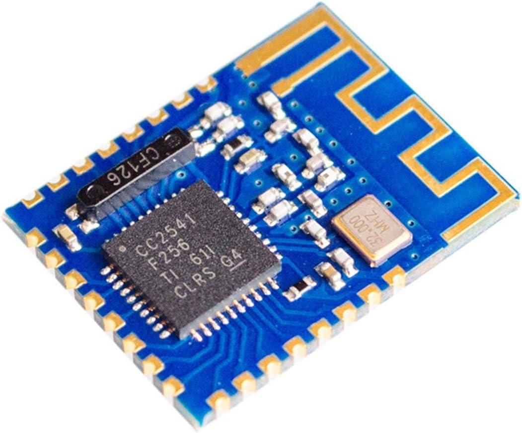 SaraHew74 Fit JDY-08 Bluetooth 4.0 CC2541 Module Ma/ître-Esclave Commutation Centrale Sans Fil Pour Airsync iBeacon Arduino Uart /Émetteur-R/écepteur DIY