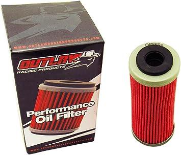 K/&N Oil Filter for Ktm 250 XCF W 2007