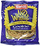 Nana's Wheat Free Chocolate Chip Cookies, 3.5-Ounce Packages (Pack of 12)